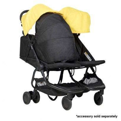 Mountain Buggy Nano Double